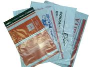 Курьерский пакет,  Сейф-пакет - защитные полиэтиленовые пакеты
