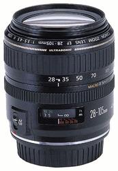 объектив Canon EF 28-105mm f 3.5-4.5