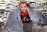 дельфинотерапия,  купание-плавание с дельфинами в г. Хмельник! Подарочные сертификаты в Виннице. У нас всегда +22С!