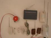 квартирная сигнализация.датчики движения
