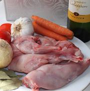Свежая домашняя кролятина с доставкой по Виннице!!! Цена 65 грн/кг.