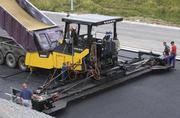 Асфальтирование дорог, территорий, частного сектора по Виннице и области