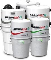 Центральные(встроенные)пылесосы  DRAINVAC