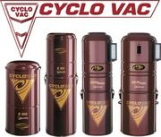 Центральные(встроенные)пылесосы CYCLOVAC
