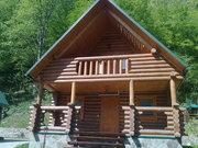 Деревянный дом 62м.кв