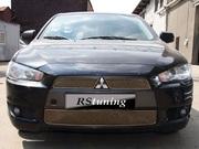 Предлагаем решетка (тип wire) Mitsubishi Lancer X золото