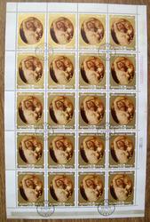 марки листы