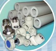 Полипропиленовые фитинги для отопления и водоотведения Винница