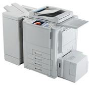 Срочно НЕДОРОГО продам цветнойлазерный принтер/копир Ricoh Aficio 6513