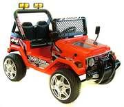 2х местный детский электромобиль джип 618R