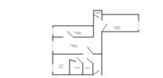 3-х комнатная квартира в центре города Казатин Винницкой обл.