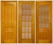 Изготовление деревянных дверей.Индивидуальные размеры.