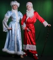 Прокат детских и взрослых эксклюзивных новогодних костюмов