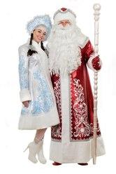 Дід Мороз та Снігурочка Вінниця  Дед Мороз и Снегурочка Винница