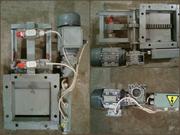 Задвижка реечная с электропроводом - ЗРЭ