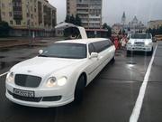 Прокат лимузина Бентли в Виннице