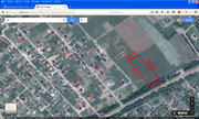 Продам земельный участок 0, 93 га возле села Березино
