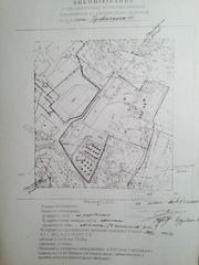 Земельный участок пл.3 га в центральной части г. Винница