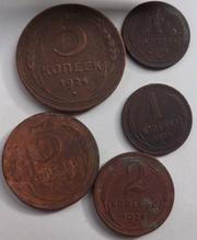 1235 копеек 1924г