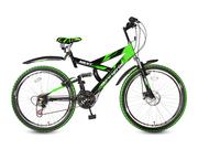 Велосипед горный Hero Next 18 скоростей