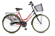 Велосипед городской Hero Neon Lady