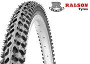 Покрышка на велосипед шипованая 28-1.75 фирма Ralson