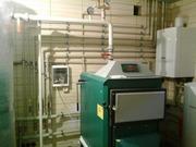 Монтаж систем опалення,  водопостачання,  каналізації,  вентиляції