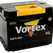 Аккумулятор  Vortex 60Ач Евро (560En)