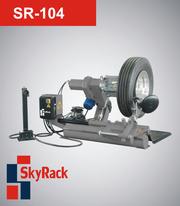 Шиномонтажный стенд полуавтоматический SR-104