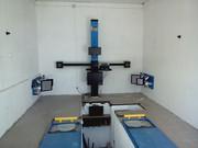 Стенд развал схождение HPA C800 3D Италия