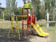 Игровые комплексы и детские площадки от производителя.