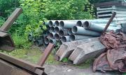 Трубы металлические новые Д21-1020 и бу Д15-159