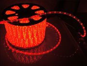 Дюралайт светодиодный led-2wrl красный,  100 метров