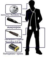 Микронаушник ,  Bluetooth ,  для сдачи экзаменов