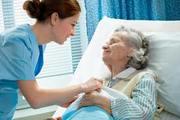 Ищу работу сиделки по уходу за пожилым человеком или больным