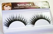 Накладные искусственные ресницы Shilina,  «норка»,  высокое качество