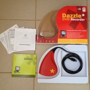 Pinnacle Dazzle DVD Recoder - Устройство видеозахвата для записи видео