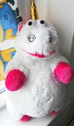 Плюшевый Единорог Флаффи 45 см из Гадкий Я