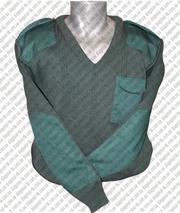 Джемпер форменный. Форменные свитера