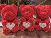 Продам мишку из 3D роз (TEDDY BEAR) в Виннице