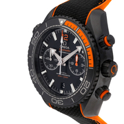 Omega Seamaster Planet Ocean Chronograph Automatic Black
