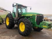 Трактор John Deere 8300 и 8400 1999 року випуск