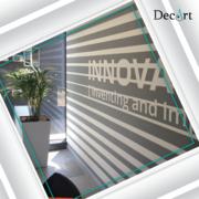 Художественная роспись,  нанесение трафаретов и декор офиса