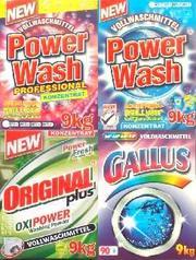 Продажа бытовая химия Power Wash,  Original   Германия,  Польша.