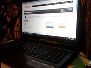 ноутбук Aсer Aspire 5732ZG   флешка 4Гб attache!